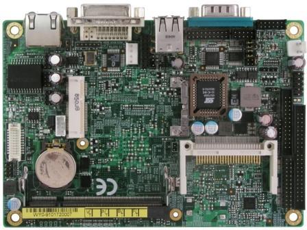 广积科技3.5寸嵌入式工业级主板IB888