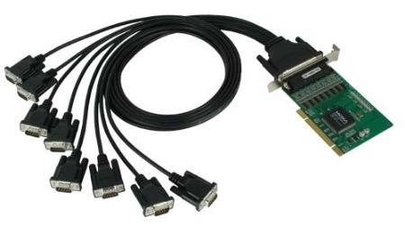 绍兴 MOXA CP-168U 代理 8口串口卡