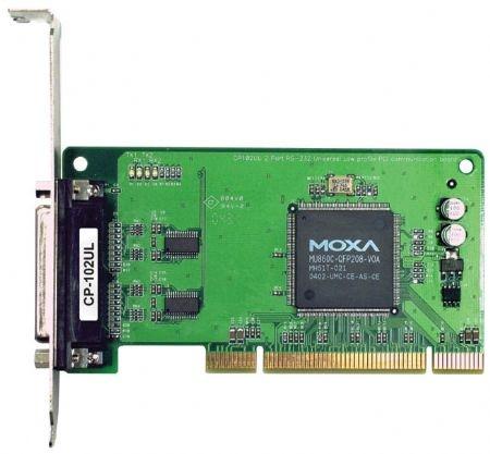 湖州 MOXA CP-102U 代理 串口卡