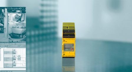 紧凑型模块化安全继电器PNOZmulti Mini