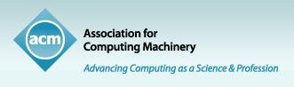 美国计算机学会(ACM)数据库