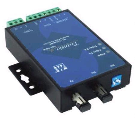 浙江 MOXA TCF-142-M-ST 代理 串口转多模光纤