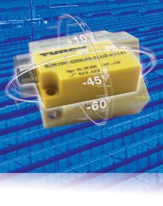 图尔克公司角位移传感器