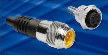 图尔克高达600伏特15安培的7/8 16UN接插件产品