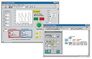 NI运动控制产品--NI-Motion软件
