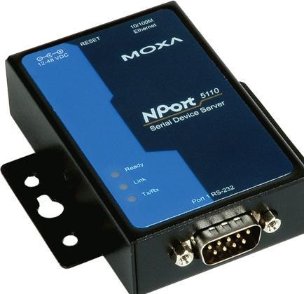 威海 MOXA NPort 5110 代理 串口服务器