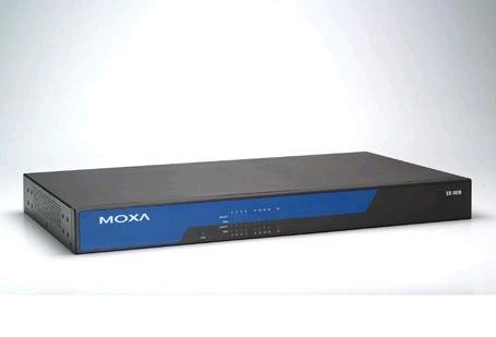 淄博 MOXA ES-1018 代理 16口交换机