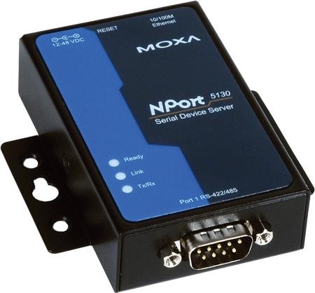 南宁 MOXA NPort 5130 代理 485转以太网