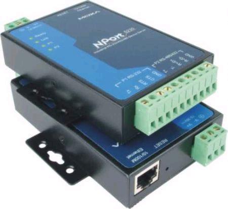 茂名 MOXA NPort 5232 代理 串口服务器