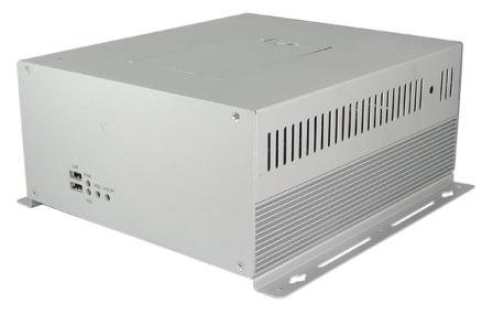 广积支持2根PCI扩充槽的无风扇系统-AMI402