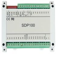 易控微网SDP100高性能多功能组合型PROFIBUS-DP从站IO模块