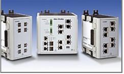 罗克韦尔StratixTM工业以太网交换机产品