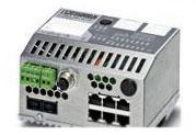 菲尼克斯紧凑型管理千兆交换机SMCS