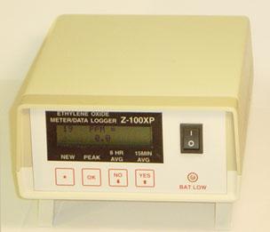 美国ESC台式环氧乙烷检测仪Z-100XP