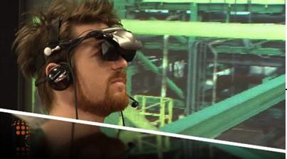 英维思虚拟现实工厂技术IVRP