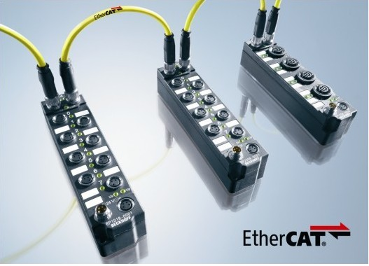 德国倍福EtherCAT IP67 I/O