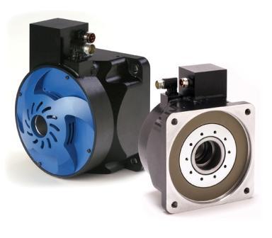 丹纳赫模块化直接驱动旋转电机CDDR