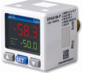 台达DPA系列微型压力感测器