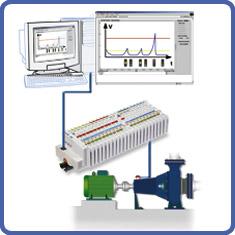 万可振动速度/轴状态监控 VIB I/O模块