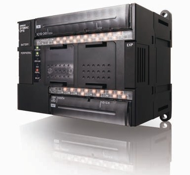OMRON全新小型PLC CP1E系列