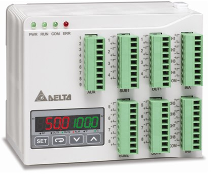 台达DTE智能型多路模块温控器