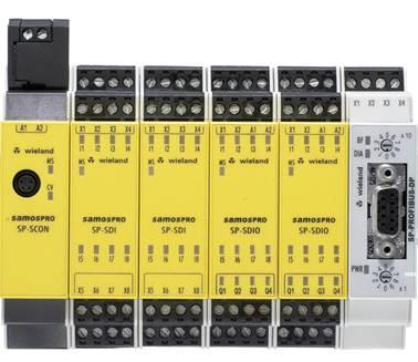 威琅 模块化安全PLC