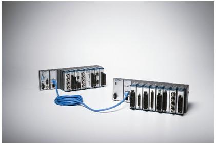 NI 9144 8槽拥有实时以太网接口的扩展机箱