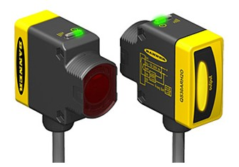 邦纳全新QS30H2O高穿透力高能量测水传感器