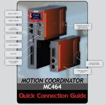 翠欧运动控制器MC464(P860)