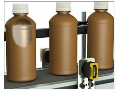 彩色PET饮料瓶中饮料的检测