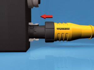 图尔克新型S12快速连接接插件