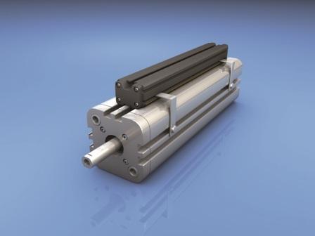 图尔克Q25L系列磁性直线位移传感器