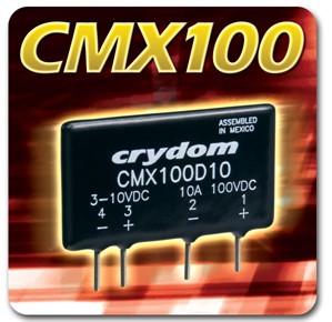 CRYDOM大功率 PCB 安装直流输出固态继电器