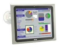 威强超强无风扇平板电脑 AFL-517A-GM45 支持英特尔高速双核平台