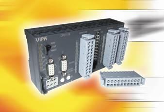 VIPA    System 100V—基于西门子Step7编程的小型PLC