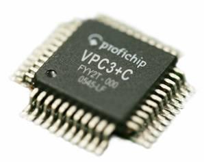 VIPA  VPC3+C—Profibus DP通讯协议芯片