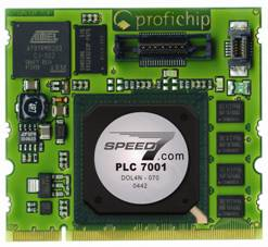 VIPA   基于SPEED7技术的SODIMM PLC
