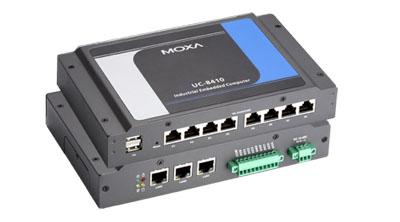 MOXA UC-8410-LX 总代理 通讯管理机