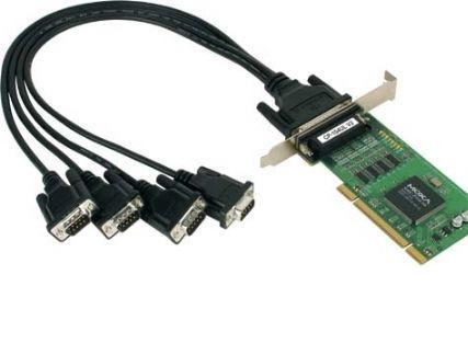 MOXA CP-104UL 总代理 串口扩展卡