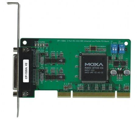MOXA CP-132UL 总代理 485扩展卡