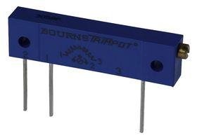 BOURNS - 3059P-1-202LF - 微调电位器 22转 2KR 1W