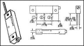 BOURNS - 3057Y-1-203 - 绕线电位器 500V 22转 1W 20千欧-200欧