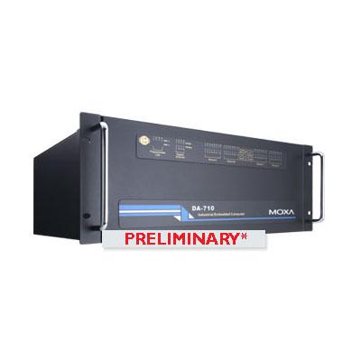 MOXA DA-710-LX 总代理 工控机