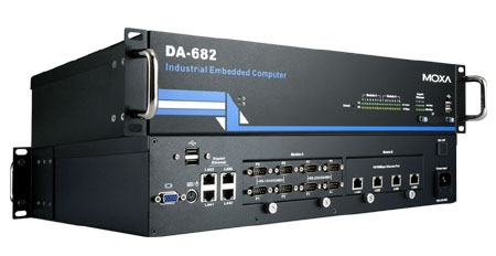 MOXA DA-682-CE 总代理 嵌入式计算机
