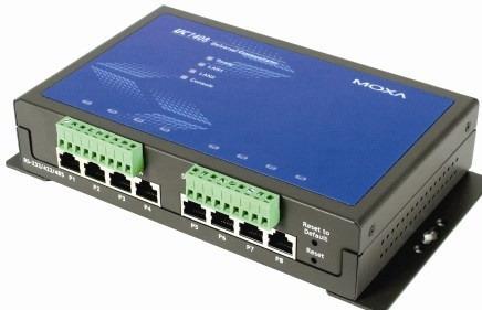 MOXA UC-7408-CE 总代理 通讯管理机