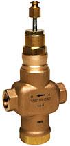 HONEYWELL冷热水调节水阀V5011P V5011P1038 V5011P1020 V5011P1004 V5011P1012