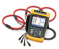 Fluke 430系列手持式三相电能质量分析仪