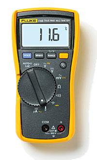 Fluke-116 HVAC 万用表