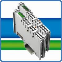 WAGO-I/O-SYSTEM新一代16通道总线模块