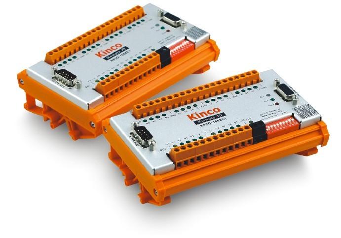 kinco rp20系列can总线i/o模块是上海步科电气面向机器自动化领域